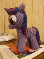 MLP: Twilight Sparkle by MilesofCrochet