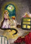 rapunzel by mampettory