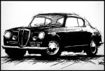 Lancia Aurelia by montaine33