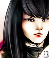 .:Jei ling Portrait:. by JamGirl0808