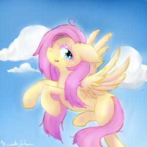 Fly High Fluttershy!