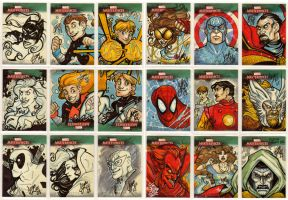 MM3 Sketch Card Set 1 by y2jenn