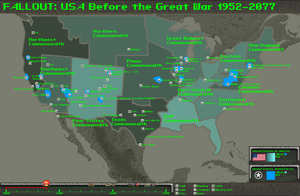 Fallout : USA Before the Great War by DeusIX