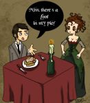 Worst Pies - Sweeney Todd by EvilCreampuff