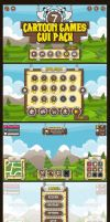 Tower Defense - Game GUI by pzUH