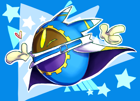 Magolor by CottonCandy22333