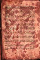 altered book texture 22 by watergal28-stock
