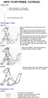 How To Make Poses: Tutorial 1 by ARVEN92