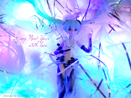 Happy New Year by Bellechan