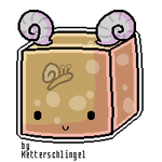 Snail Jello-Cubee Auction [CLOSED] by Metterschlingel