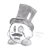 Kirby-Like a Sir by DrChrisman