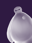 Baymax by lupie1324