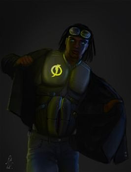 Static Shock Concept 2 by j4nus006