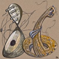 Imaginative musical instruments by jennystokes