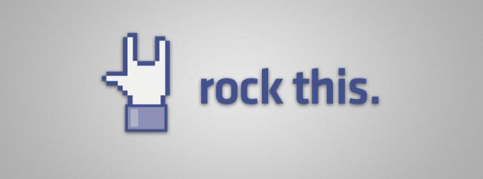 Facebook Timeline Cover - Rock This by esnooze