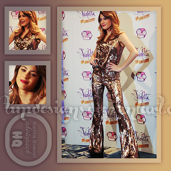 +Photopack Martina Stoessel by TiniDesigns