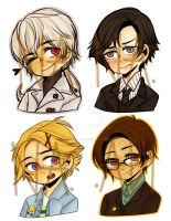 Mystic Messenger by Applemalaysia