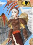 Valka and Cloudjumper by Taipu556