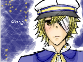 More Oliver Fanart by nannnnn