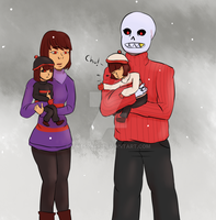 Frans week Day 6 Winter. by LimeSpark