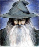 Gandalf by Lonejax