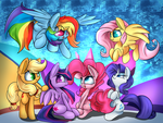 The crew by Madacon