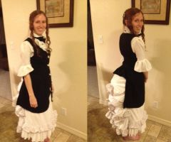 Steam Punk: My First Bustle by RoxyRoo