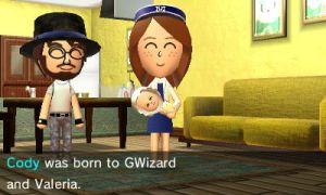Cody is born by GWizard777