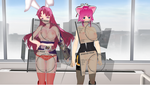 Well Sakina and MinMin check out! by steeltyphoon