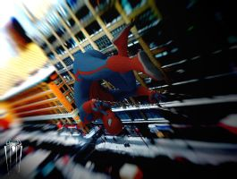Spiderman prt2 by zosco