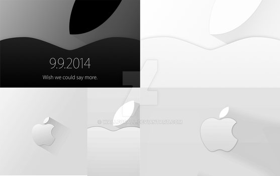 Apple event 9.9.2014 Wallpapers by WallforAll