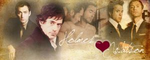 Holmes x Watson - Banner by FirstTimeLady