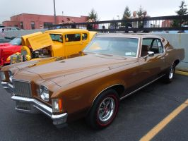 1971 Pontiac Grand Prix II by Brooklyn47