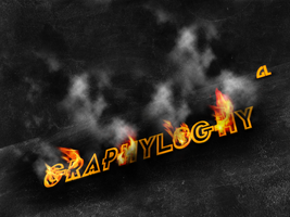 Graphyloghy Yaniyor.. by Grafi-Ray
