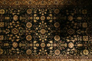 Fake Persian Rug by waterweed-stock
