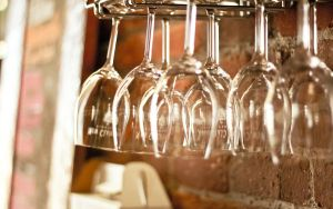 Wine glasses by ajohns95616