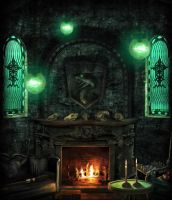 Slytherin by Margaret-Lupin