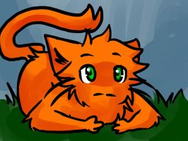 Squirrelflight by Applemist