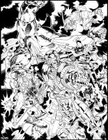 Suicide Squad by mattPLOG