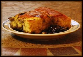 Recipe - Easy Cobbler Cake by LadyAliceofOz