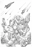 MASS EFFECT by danielpicciotto