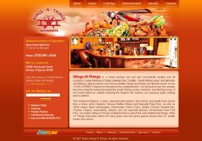 Web-Interfaces-for-restaurant by artistsanju