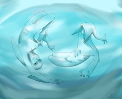 Swimming in your ocean by FoWo