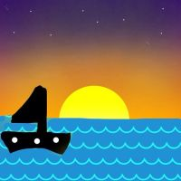 just a boat by misspepita