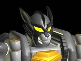 Silverbolt Completed4 by WishmasterInRlyeh