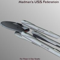 MM-USS Federation by mattymanx