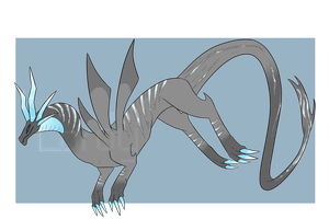 creature -auction- CLOSED by LordStarsCreamy