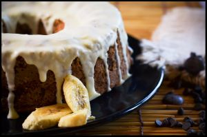 Banana Cake by Nickz-Phew