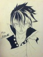 Zeref by BakaHaruka