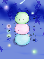 Dango - Color by Ever-Bliss